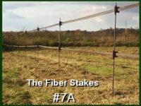 Fiber Stakes